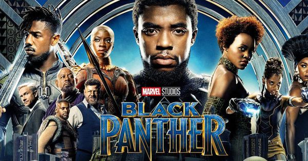 Black Panther - Nr 18 i MCU