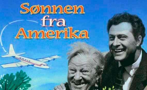 Sønnen fra Amerika - Morten Korch film - Den danske filmskat - Poul Reichardt og Peter Malberg på lars-p.dk