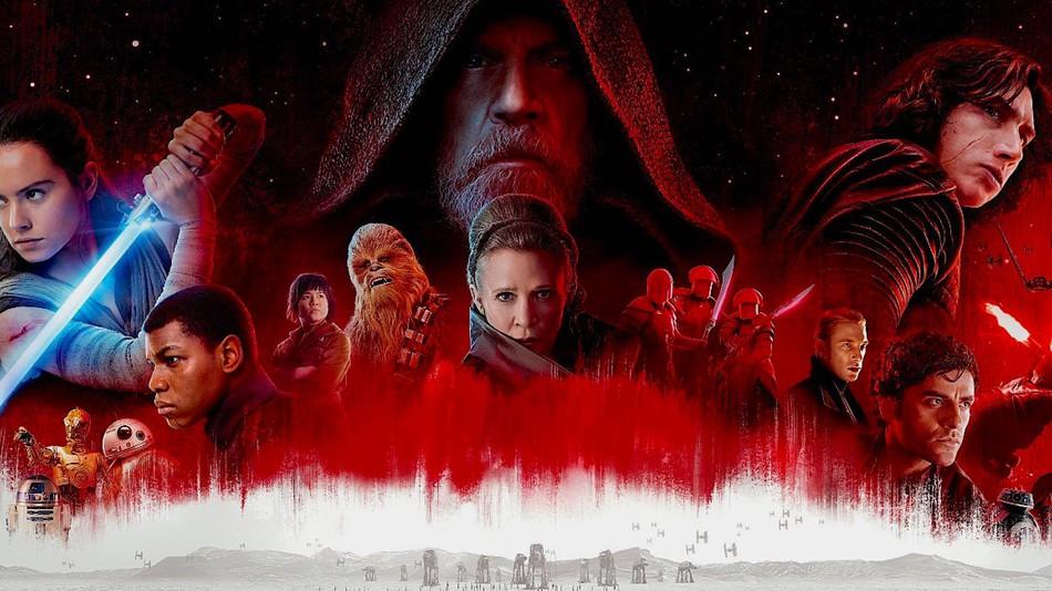 Star Wars ep VIII The Last Jedi