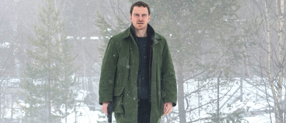 The Snowman – med Michael Fassbender