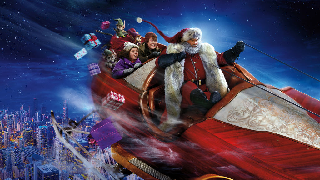 The Christmas Chronicles med Kurt Russell som Julemand