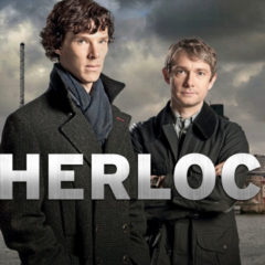 Sherlock sæson 1