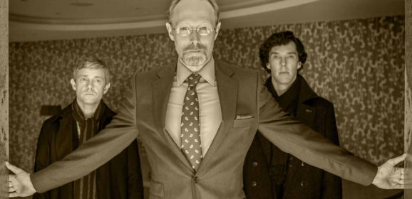 Sherlock sæson 3