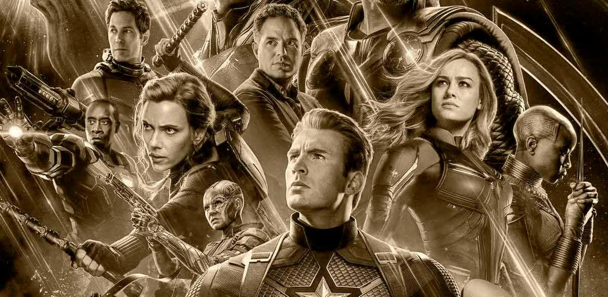 Avengers Endgame - afslutningen i MCU på Infinity Sagaen