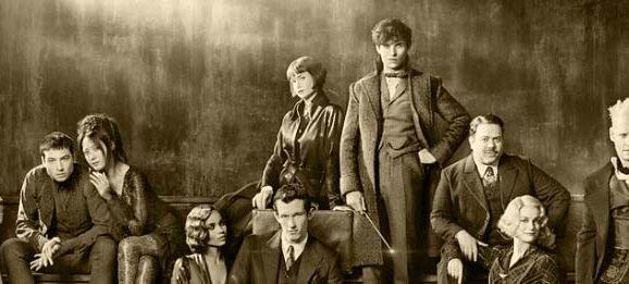 Fantastic Beasts: Grindelwalds forbrydelser