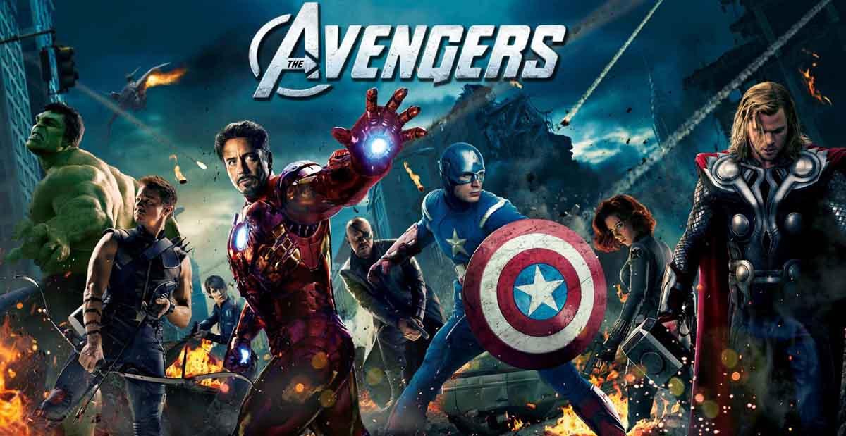 Avengers fra 2012 var afslutningen på MCU fase 1