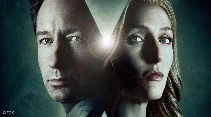X-Files er Strengt Fortroligt og Sandheden Er Derude!