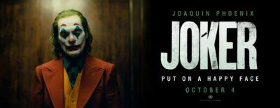 Joker - film fra 2019 med Joaquin Phoenix i rollen som skurken Joker kendt fra Batman universet