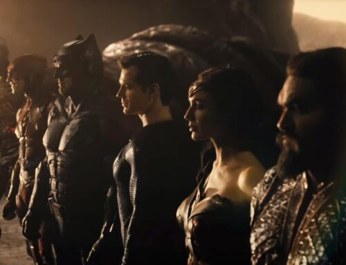 Justice League – The Snyder Cut