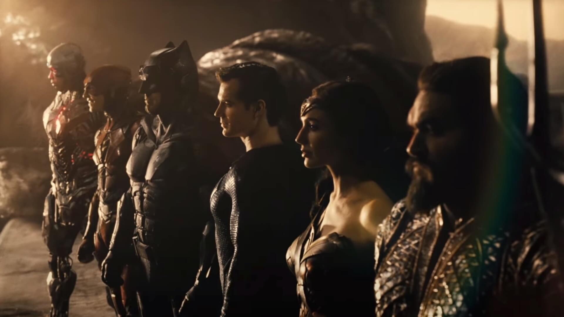Justice League - The Snyder Cut
